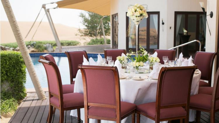 Al Maha Desert Resort - Dubai