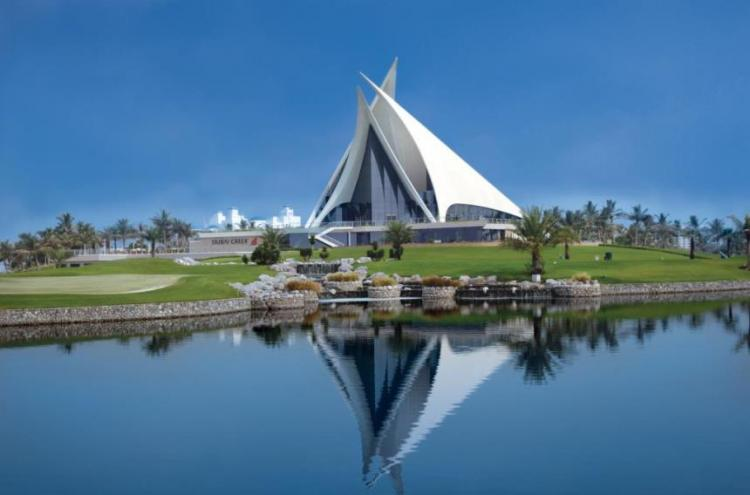 Dubai Creek Golf And Yacht Club - Dubai