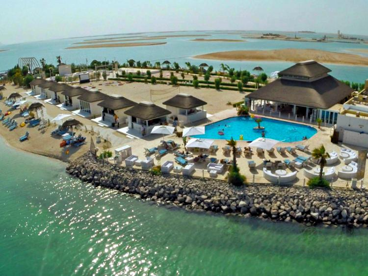 The Lebanon Island - Dubai