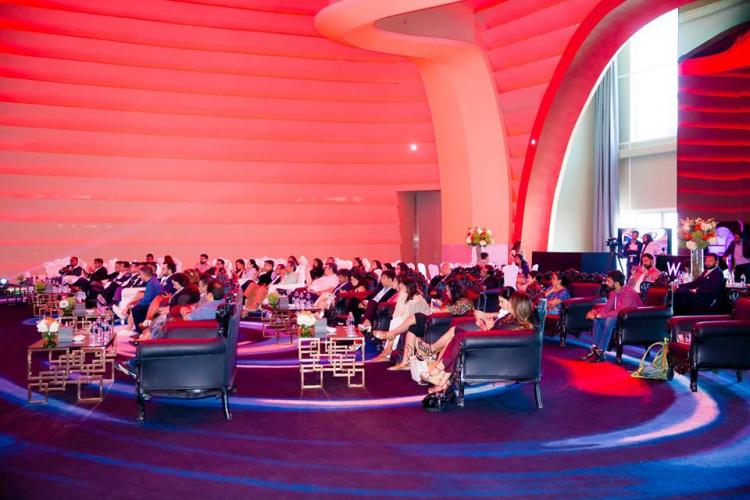 ملتقى الزفاف العالمي في دبي 2019