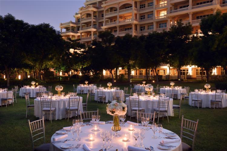 فندق كمبينسكي وريزيدنسز نخلة جميرا - دبي