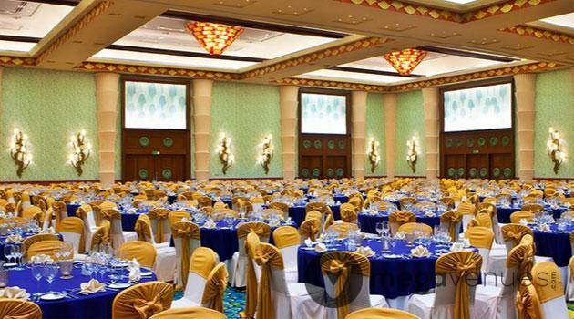 قاعة أتلانتس، في فندق أتلانتس النخلة - دبي