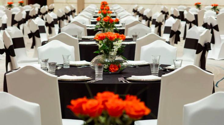 Baniyas Event Space,Grand Hyatt - Dubai