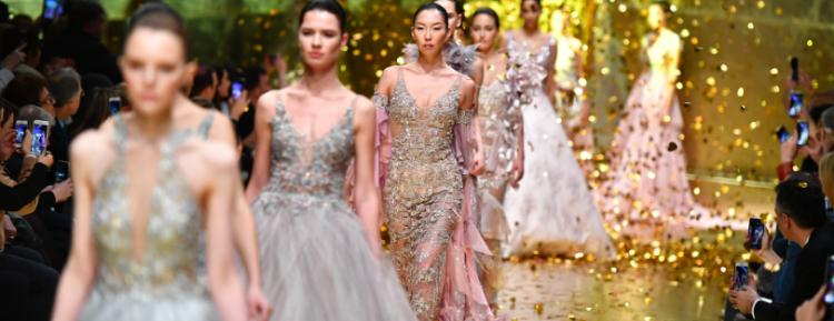 معرض إزمير لأزياء الزفاف