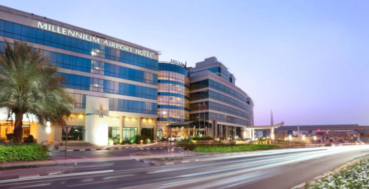 Millennium Airport Hotel - Dubai