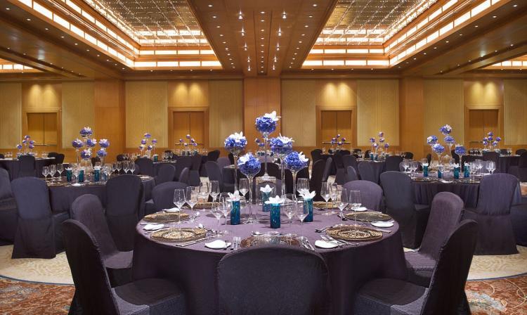 Samaya Ballroom,Ritz Carlton, DIFC - Dubai