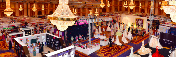 Saudi International Wedding Fair and Jeddah Fashion Week
