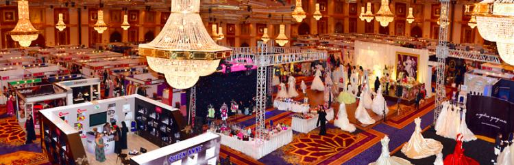 معرض أعراسنا 2019 - المعرض السعودي الدولي العشرون للأعراس