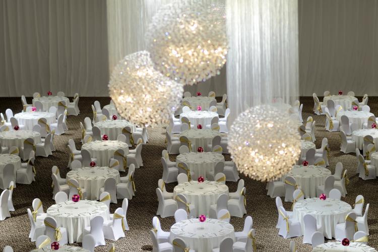 القاعة الكبرى، فندق ومركز مؤتمرات لو ميريديان - دبي