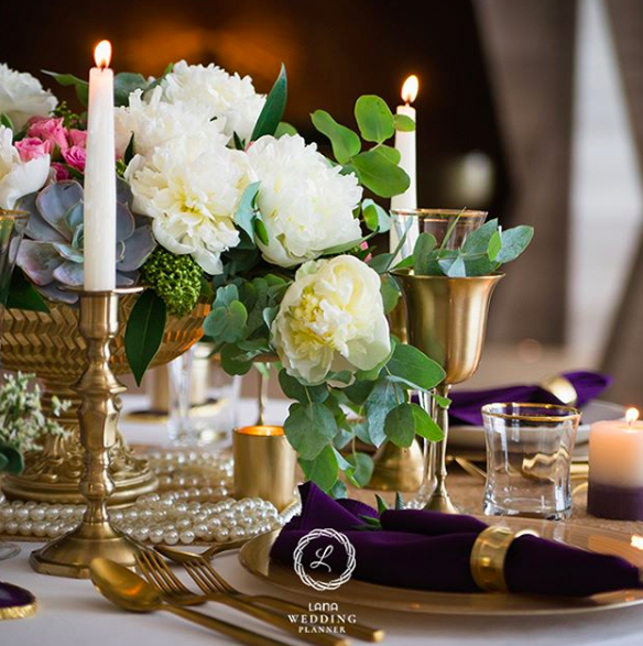Lana Wedding Planner - Dubai