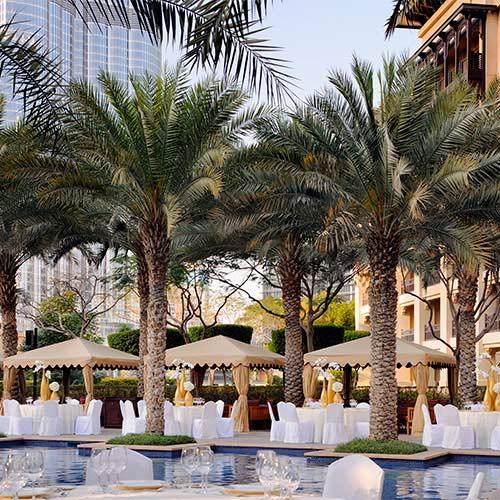 فندق بالاس داون تاون - دبي