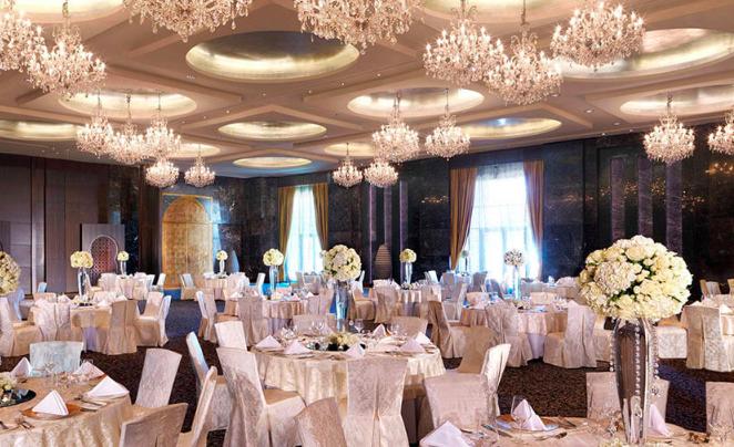 فندق رافلز - دبي