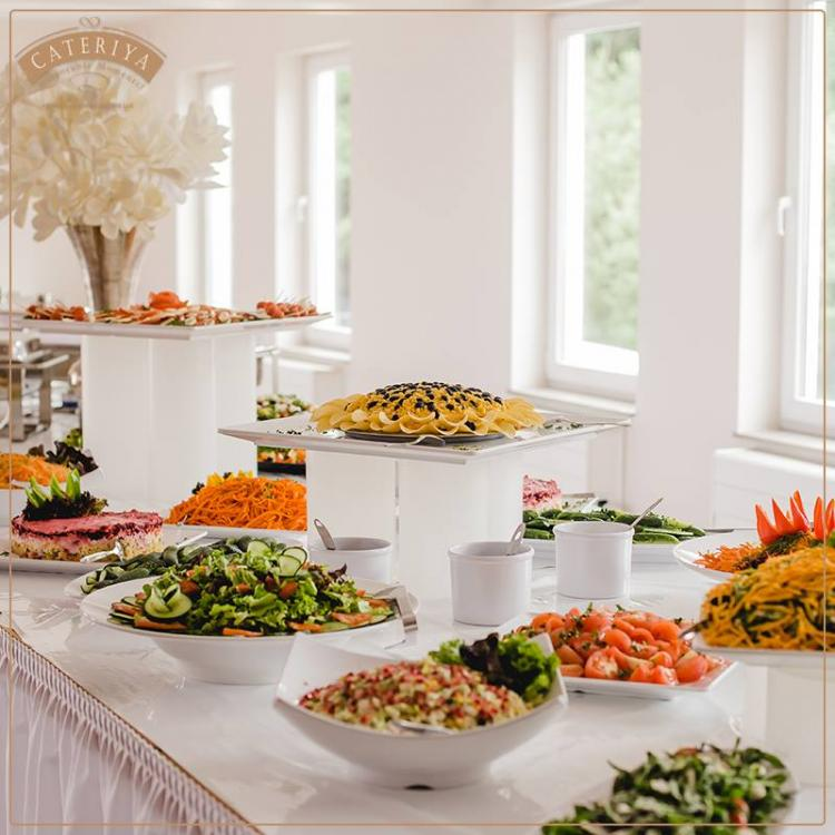 Cateriya Catering Services - Dubai