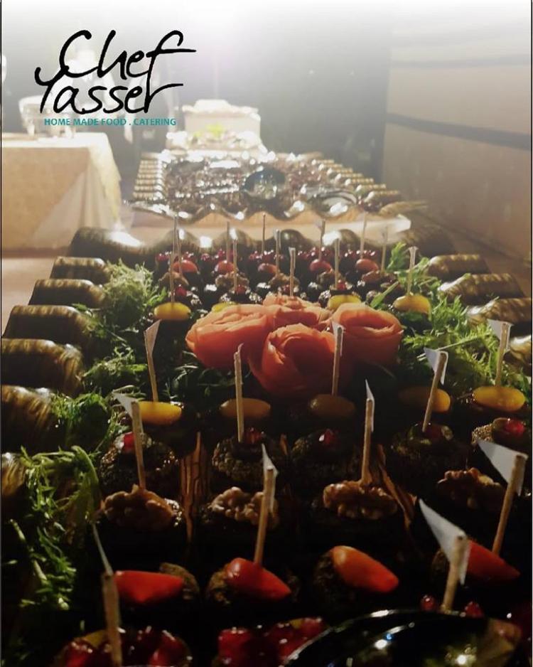 Chef Yasser - Dubai