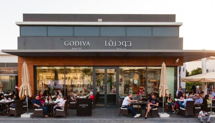 Godiva - Dubai