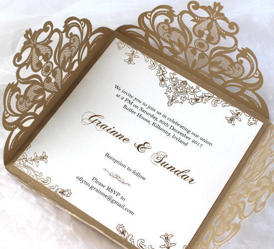 سكريشن لبطاقات الزفاف - دبي
