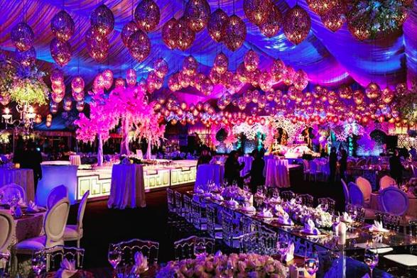 فيفا لتنظيم الأعراس - دبي