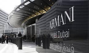 فندق أرماني - دبي