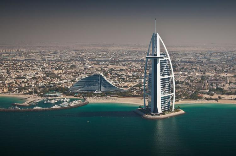 برج العرب - دبي