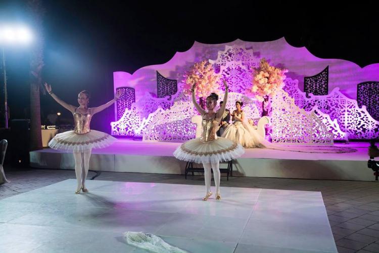 جام لتنسيق وتنظيم الأعراس - دبي