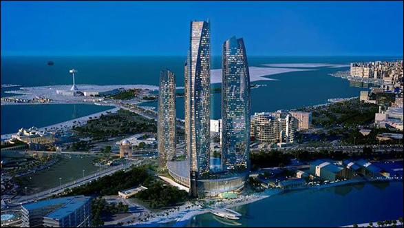 Jumeirah at Etihad Towers - Dubai