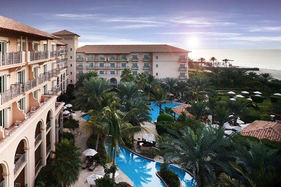 فندق ريتز كارلتون - دبي