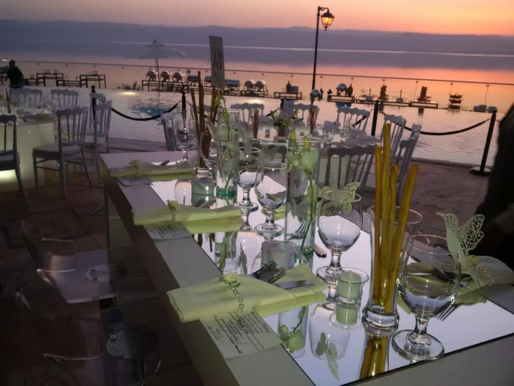 Crowne Plaza Jordan Dead Sea Resort & Spa - Dead Sea
