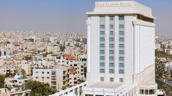 تراس جراند -فندقالفورسيزونز - عمان