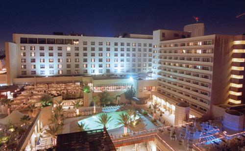 فندق الانتركونتينتال - عمان