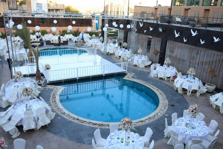 فندق لاندمارك - عمان