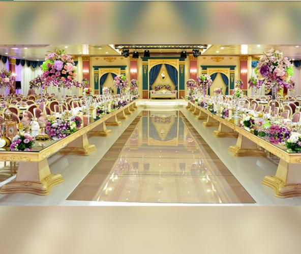 قاعة الاندلس للاحتفالات - المنطقة الشرقية