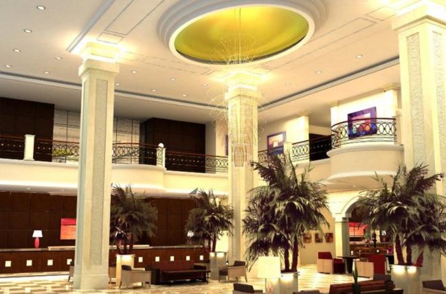 فندق كراون بلازا - المنطقة الشرقية
