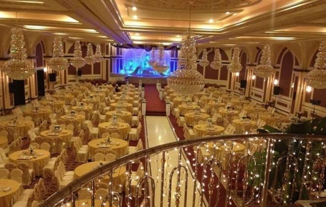 Majesty Wedding Hall - Jeddah