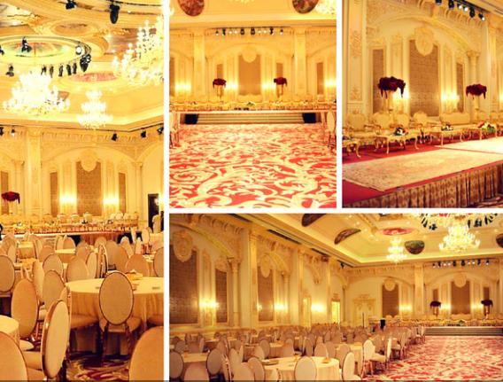 Qasr Al Malekat Hall - Jeddah