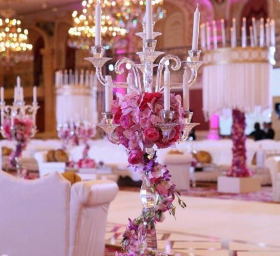 غراس لتصميم الأزهار والأعراس - جدة