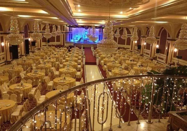 قاعة ماجستي للاحتفالات - جدة