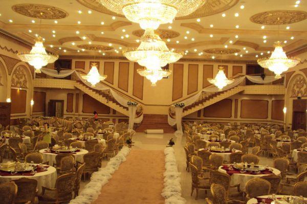قاعة نسايم ليل - جدة