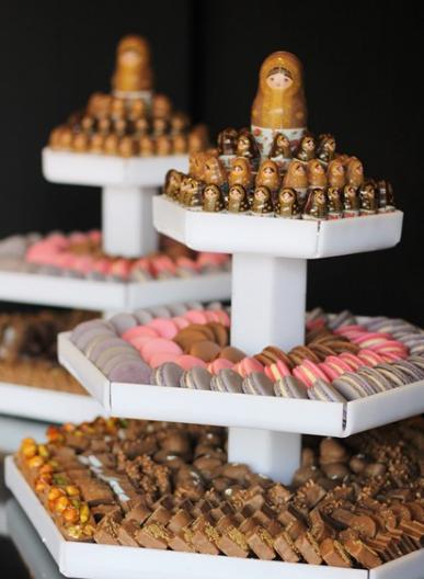 شوكولاتة دولشي - الرياض