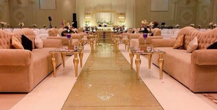 Alsewan Wedding Hall - Riyadh