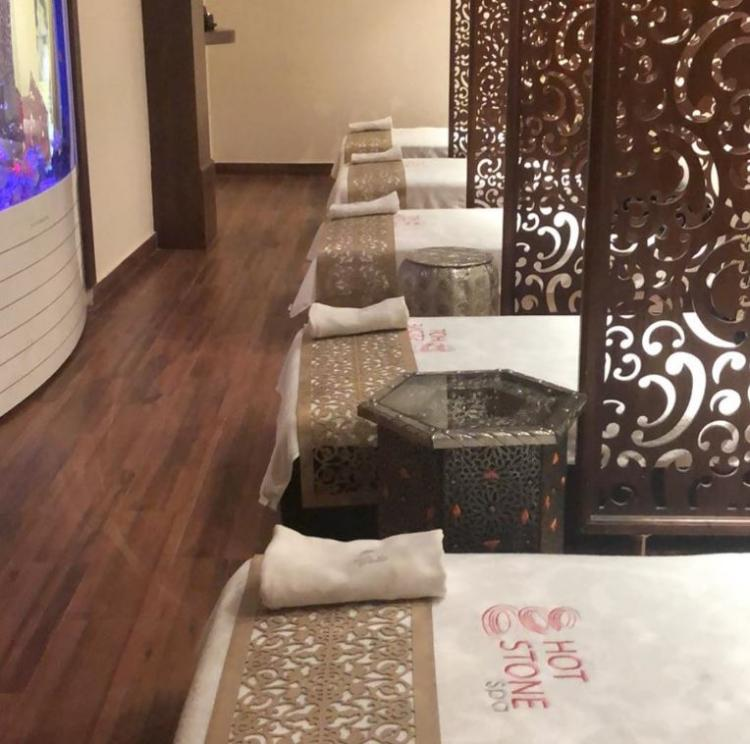 Hot Stone Spa - Riyadh