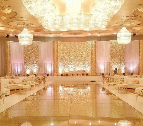 قاعة قصر الرياض للاحتفالات - الرياض