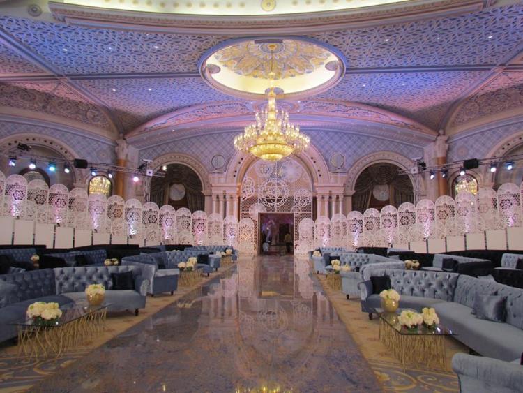 The Ritz Carlton Hotel - Riyadh