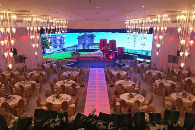 قاعة إيوان المحمدية للاحتفالات - المدينة المنورة