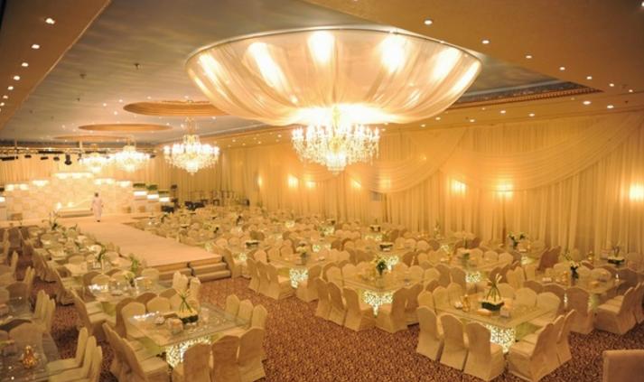 قاعة ليلة زفافي للأفراح - المدينة المنورة