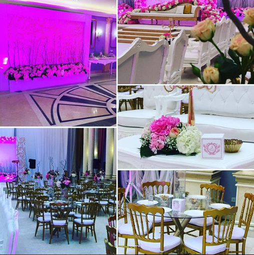 Al Yousfi Wedding Hall - Kuwait