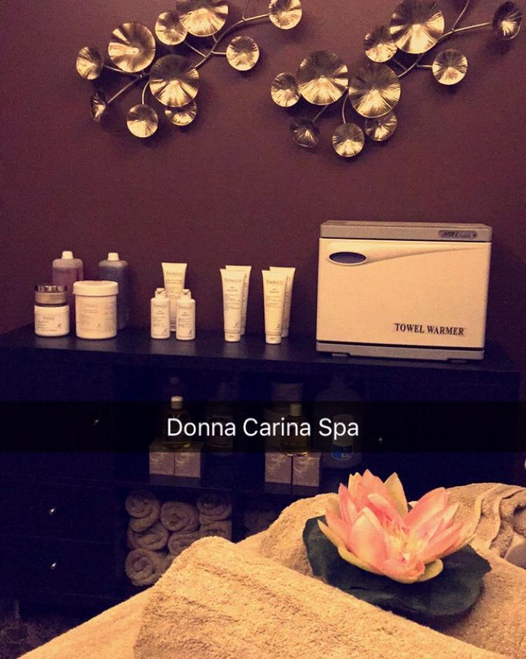 Donna Carina Salon - Kuwait