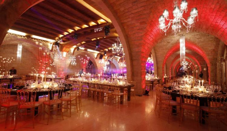 Chateau Rweiss Wedding Halls - Beirut