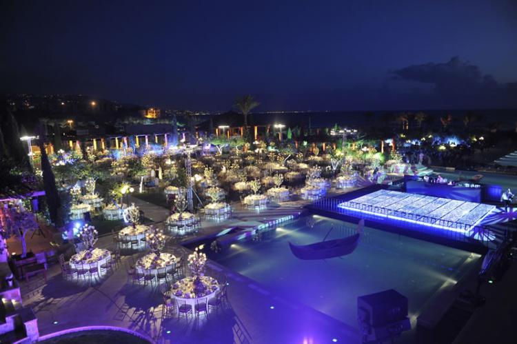 فندق ومنتجع صحي إي هوتيلز - إيد ساندس - لبنان