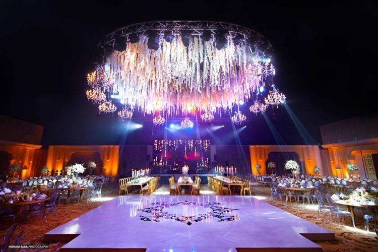 لا سال لحفلات الزفاف - جنوب لبنان