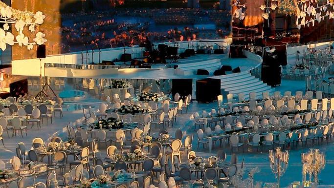 بول نصر لتنظيم الأعراس - لبنان